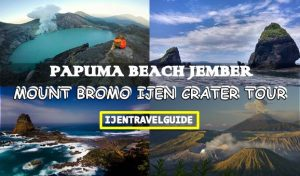 Mount Bromo Ijen Tour