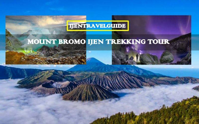 Mount Bromo Ijen Trekking Tour Package 3 Days