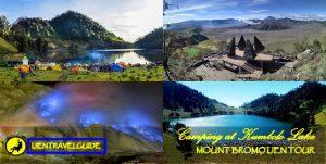 Kumbolo Lake Camping Bromo Ijen Tour 4 Days
